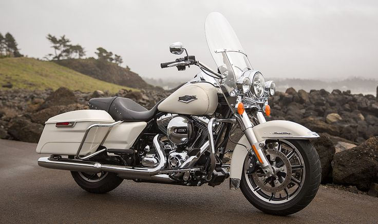 The Harley Davidson Road King: A Timeless Classic
