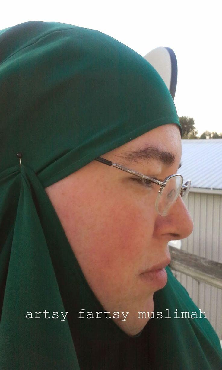 Artsy Fartsy Muslimah blog: Sew your own French jilbab