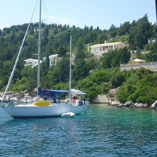 Discover Paxos in the Ionian sea 🇬🇷  .  .  .  .  #greece #greekislands #wu_greece #igers_greece #greece_lover_gr #travel #instatravel #visitgreece #summer #vacations #travel_greece #islands #great_captures_greece