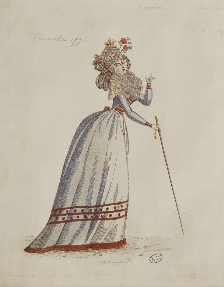 November, 1791.