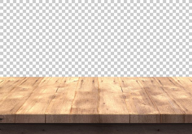 Wood Table Top Isolated On Transparent In 2021 Wood Table Top Wooden Table And Chairs Rustic Wooden Table