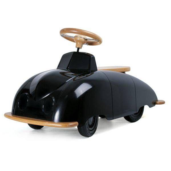 Playsam G�bil Roadster Svart/Natur till asbilligt pris.