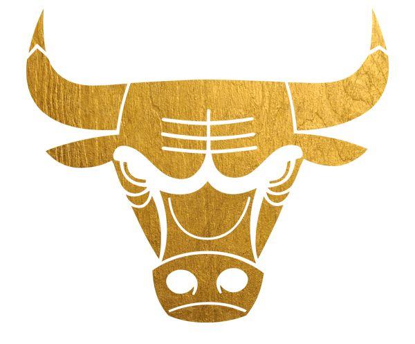 Chicago Bulls | Gold Logo