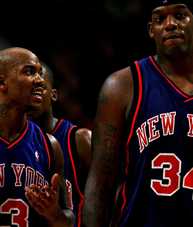 Stephon Marbury & Eddy Curry