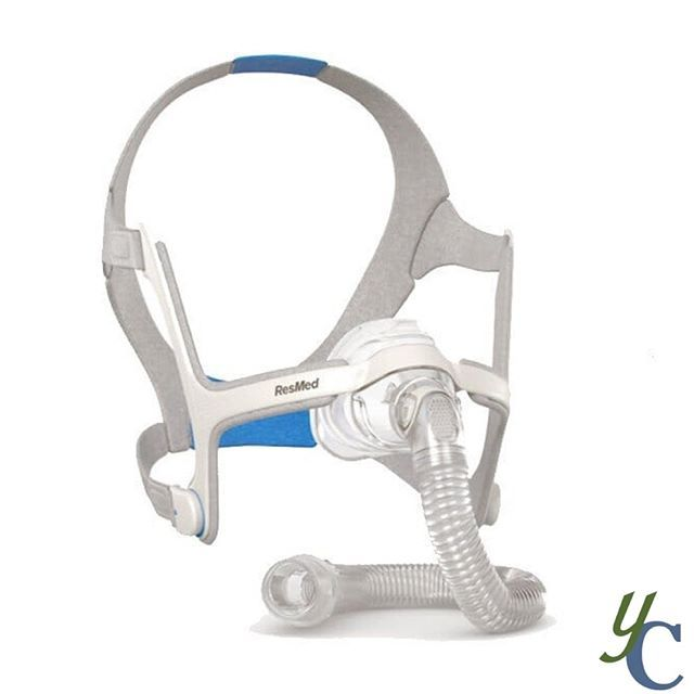 The Resmed N20 Nasal Mask Is Designed To Fit A Variety Of Users By