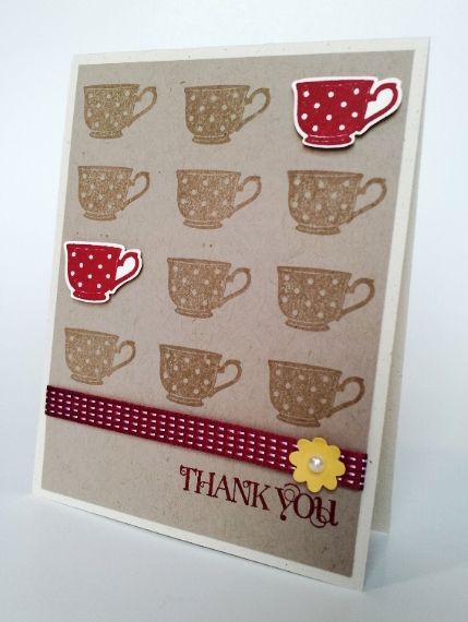 Tiny Teacup Thank You