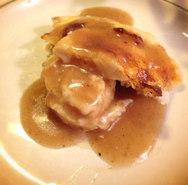 how to make brown gravy from meat drippings