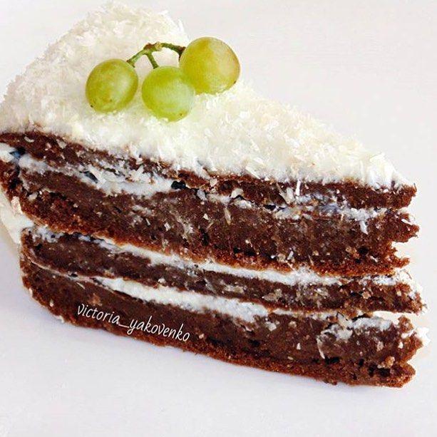 2,839 отметок «Нравится», 60 комментариев — Блог рецептов пп🍴 (@resepts_prav_pit) в Instagram: «Пп-тортик😍😋 Влажные шоколадные коржи, нежнейший крем и тонкие цитрусовые нотки, которые придают…»