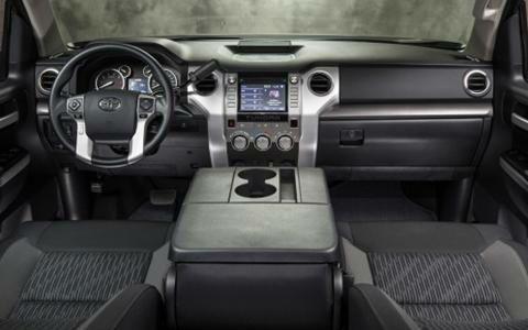 2016 Toyota Tundra Crewmax Interior