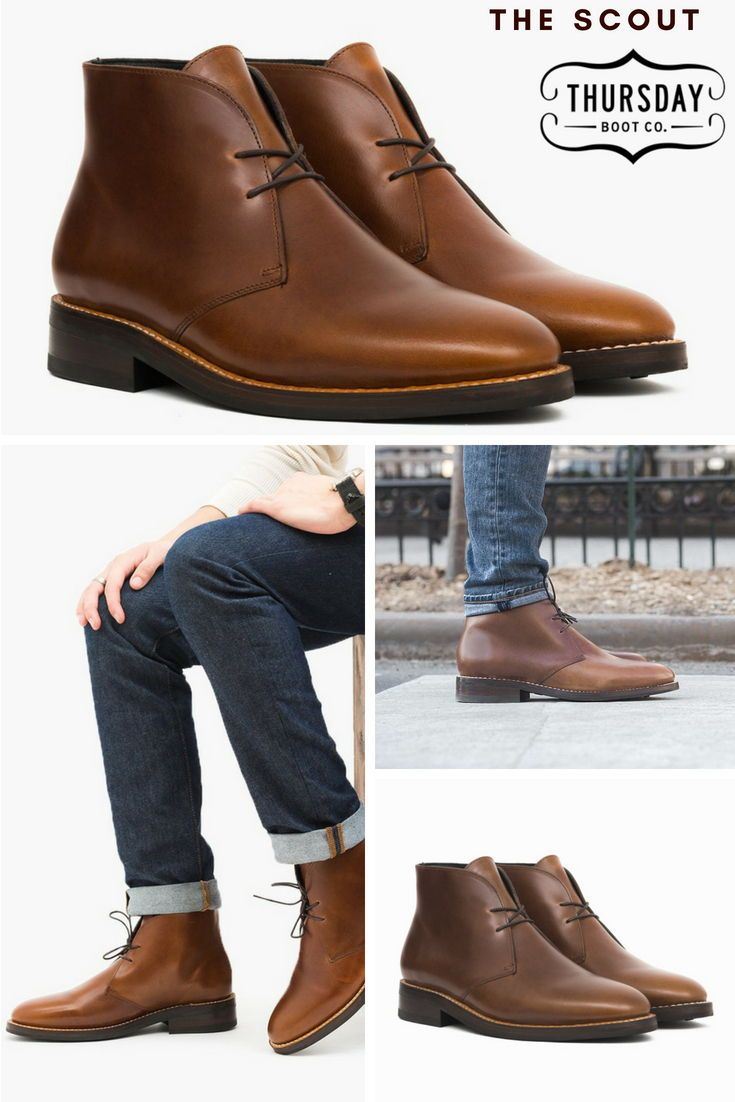 274e8fa7097 The Scout Chukka Boot by Thursday Boot Company For a new generation.  Blending classic British