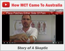 Skeptic Video.  How Painmaster came to Australia.