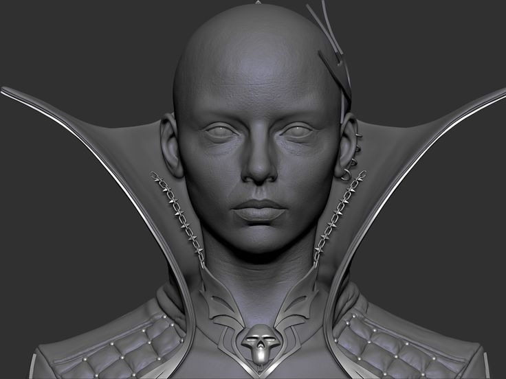 ArtStation - Vampire Girl, Jakub Chechelski