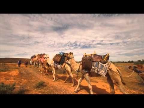 Pete Dobré Photographic Camel Tour- Camel Treks Australia