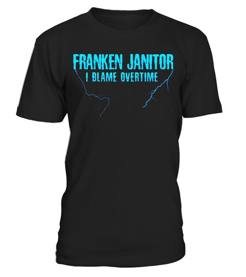 "# Franken Janitor Funny Halloween Occupation Jobs Tshirt Tee .  Special Offer, not available in shops      Comes in a variety of styles and colours      Buy yours now before it is too late!      Secured payment via Visa / Mastercard / Amex / PayPal      How to place an order            Choose the model from the drop-down menu      Click on ""Buy it now""      Choose the size and the quantity      Add your delivery address and bank details      And that's it!      Tags: Tired of your job? Wear…"