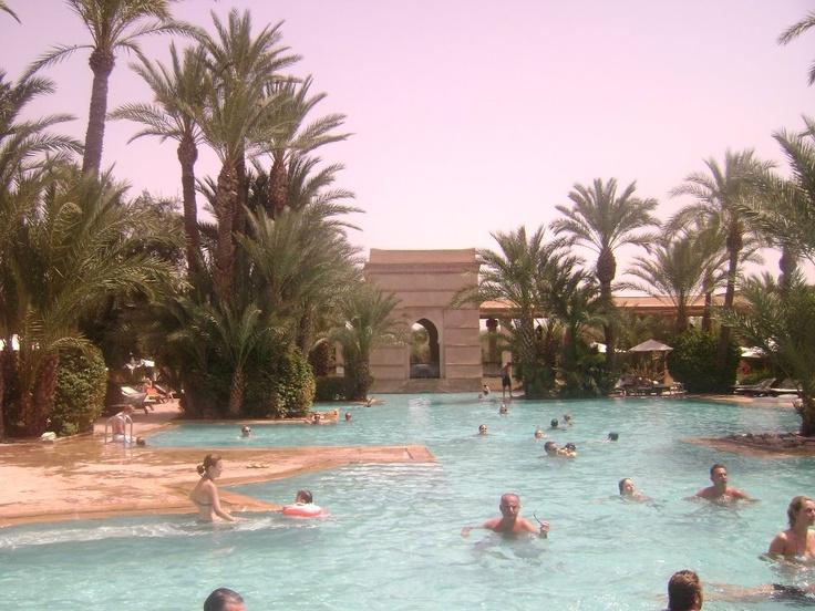 Palmeraie - Club med - Marrakech