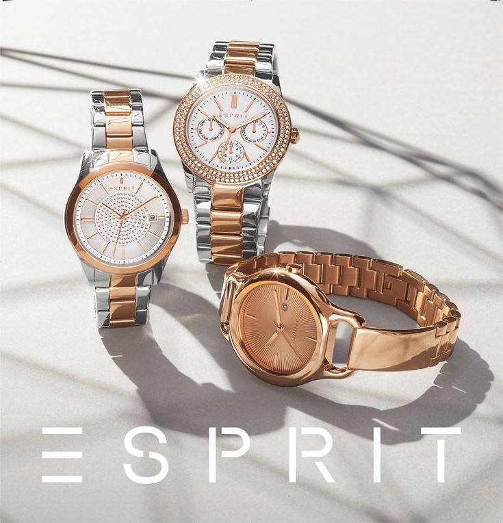 the new esprit collection for comes with trendy