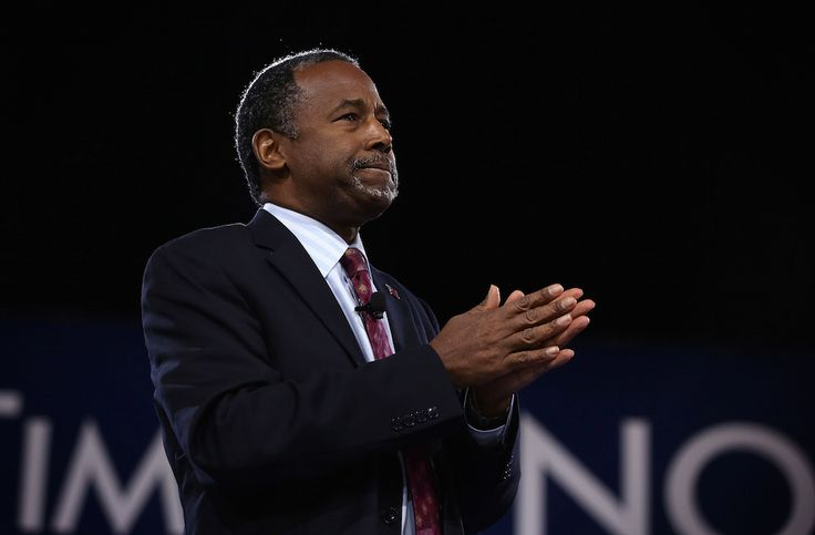 Ben Carson turned down role in Trump's cabinet as he said he had 'no government experience'. So why the hell was he running for president? Ass hats. Ass hats everywhere.