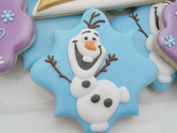 Original tip para comida|aperitivo de una celebración de cumpleaños Frozen. Tus invitados se quedarán de hielo