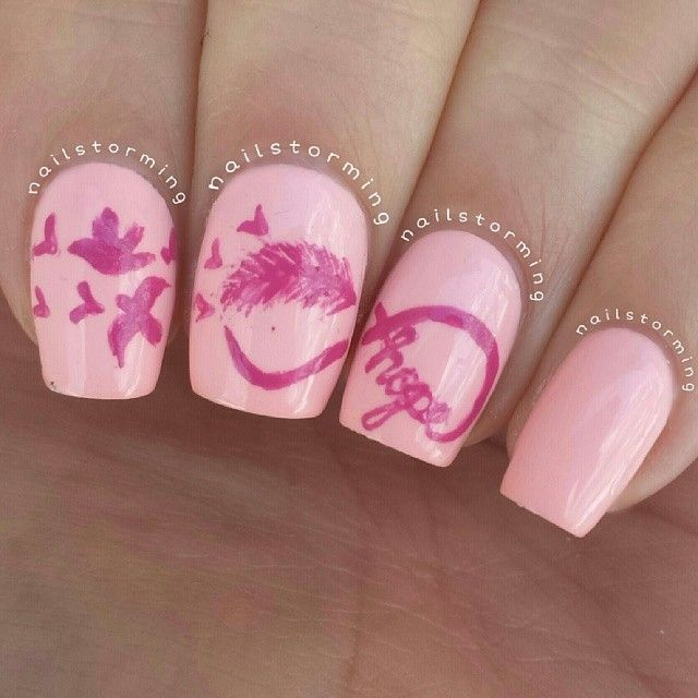 2802 best Nail Art! images on Pinterest | Nail art designs, Nail ...