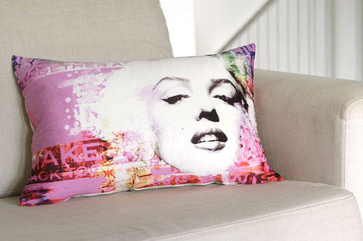 Marilyn-tyynynpäällinen