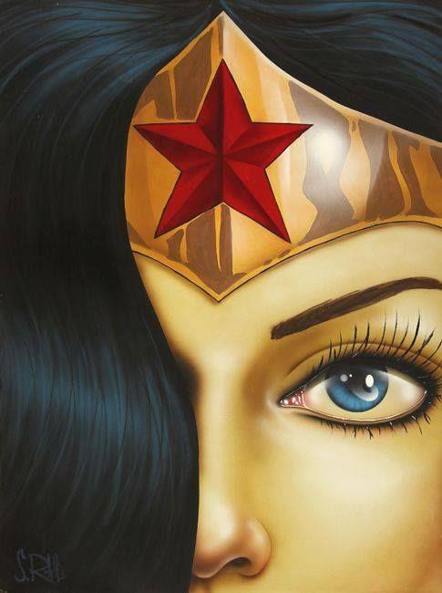 Wonder Woman by Scott Rohlfs