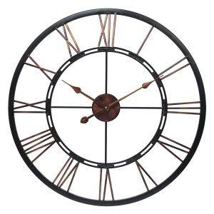 Infinity Instruments Metal Fusion Wall Clock - Wall Clocks at Hayneedle