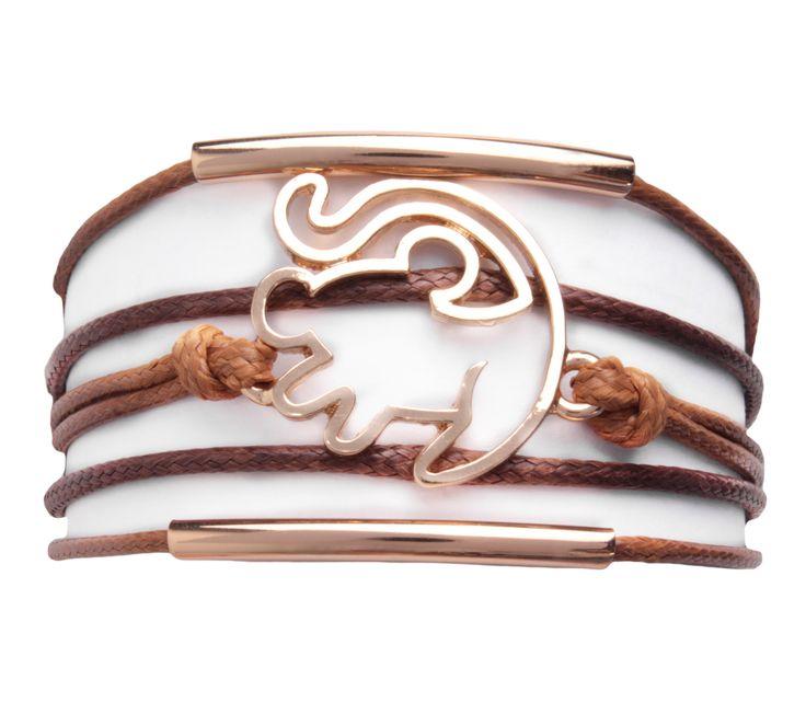 König der Löwen Armband