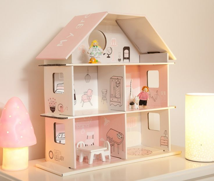 #eco #dollhouse