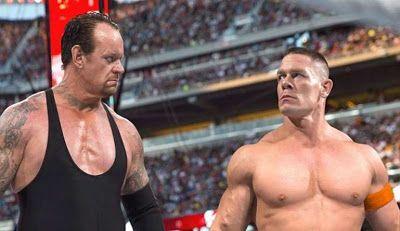 La WWE interesada en enfrentar a The Undertaker y John Cena en Survivor Series