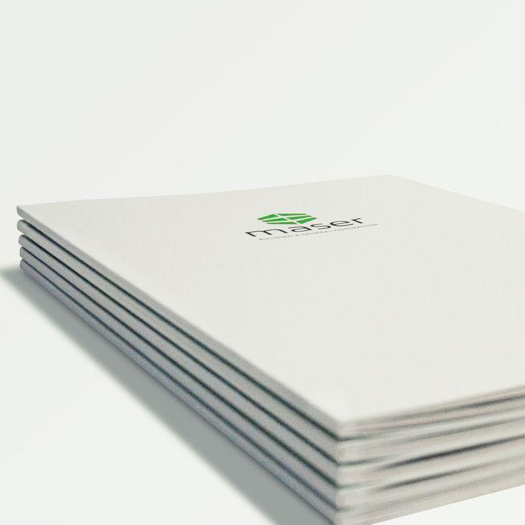Progetto: maser group - cataloghi