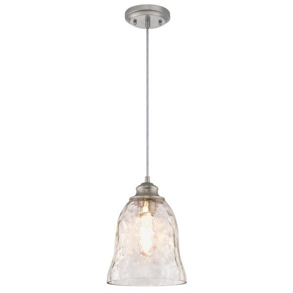 Clear Glass Bell Pendant Ballard Designs Glass Pendant Light