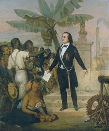 #esclavage #sardagarriga 20 décembre 1848 proclamation de l'abolition de l'esclavage à La Réunion (France - DOM)
