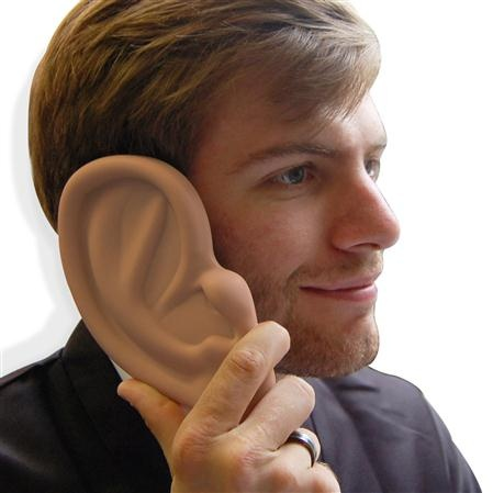 Thumbs Up  Thumbs Up Ear iPhone Case  £7.99 ACHICA