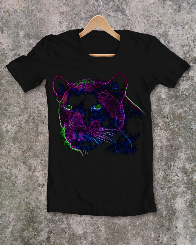 PANTHER    tshirts... & more (http://727073.spreadshirt.net/)