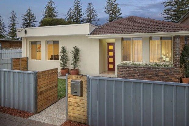 บ้านชั้นเดียว ทันสมัยผสมกับความอบอุ่น « บ้านไอเดีย แบบบ้าน ตกแต่งบ้าน…