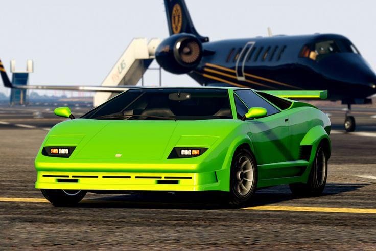 Rockstar Games vient d'annoncer la mise en ligne d'une nouvelle voiture pour Grand Theft Auto Online. Disponible dès maintenant chez Legendary Motorsport, la Pegassi Torero devrait plaire à ceux qui aiment les vielles Lamborghini comme vous pourrez le voir sur les photos ci-dessous. Pour vous l'offrir, il vous faudra sortir 998,000$ de votre portemonnaie. La mise à jour Gunrunning de GTA Online promet encore quelques véhicules pour les semaines à venir. En savoir plus sur…