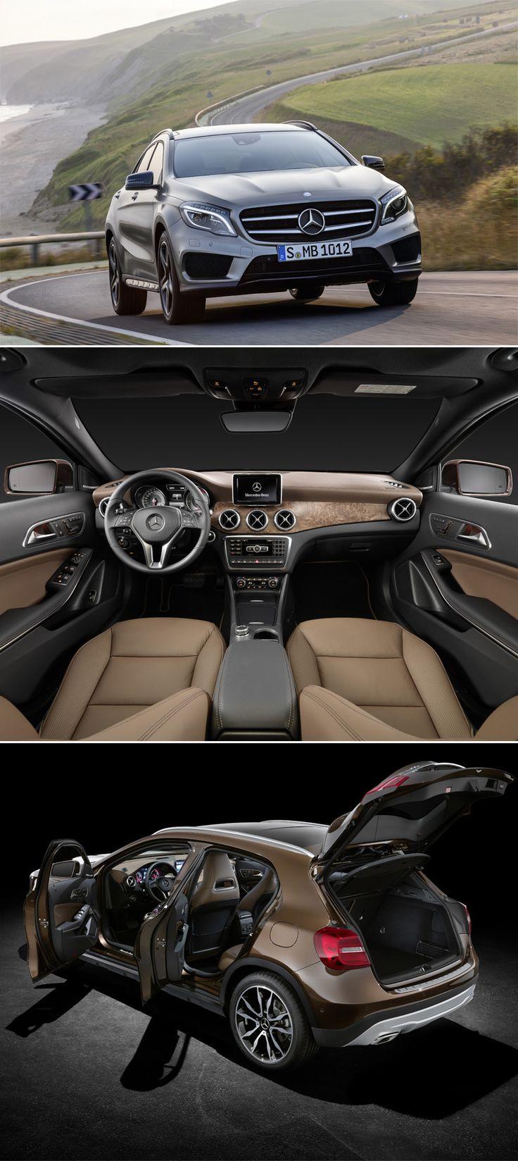 new Mercedes-Benz GLA #suv