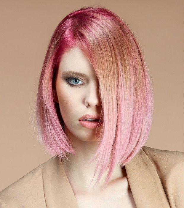 Sanké Medium Blonde Hairstyles