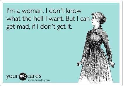 Funny E-cards for Women   am WOMAN!!!   Ecards  Funny Sayings