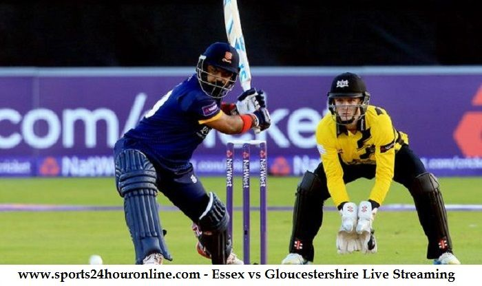 Essex vs Gloucestershire Today Live Stream TV Telecast Info 29 July 2017 played at Chelmsford on sky sports tv channel and hotstar apps official broadcaster