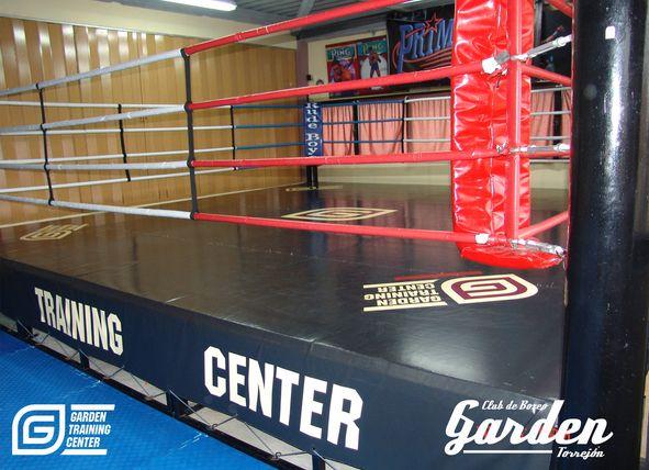Garden Training Center - Torrejón de Ardoz. #GardenTC es un centro deportivo, situado en #TorrejóndeArdoz, especializado en artes marciales y en deportes de contacto. #Gimnasio #Madrid