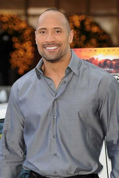 Dwayne Johnson....hell yeah look at that smile...yum!