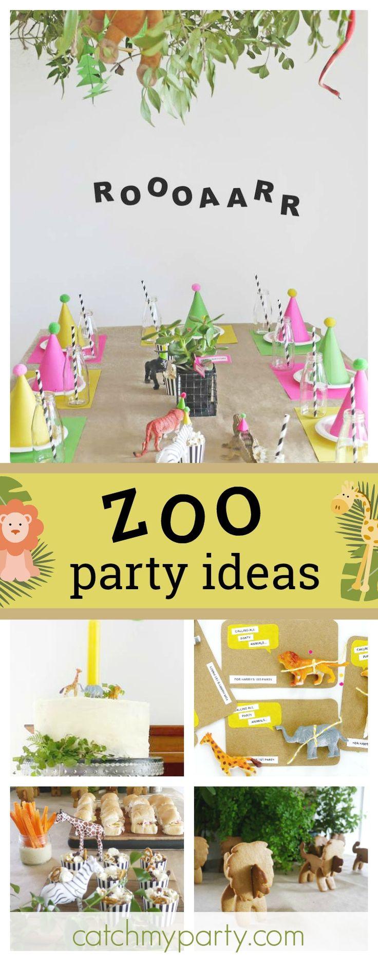 651 best Jungle Safari Party Ideas images on Pinterest