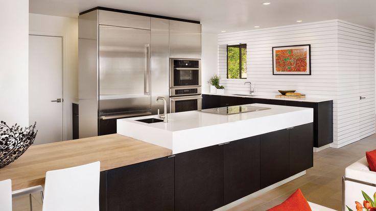 46 best Modern Kitchens images on Pinterest   Home ideas, Kitchen ...