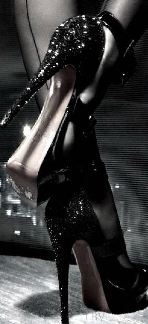 #Glittershoes