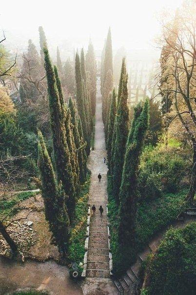 Романтичная Верона, Италия - Путешествуем вместе