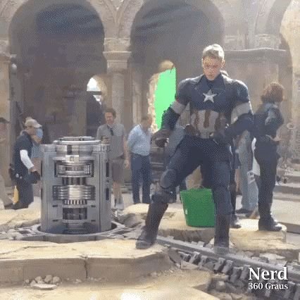 Awesome to terrible in the marvel stunts scene.