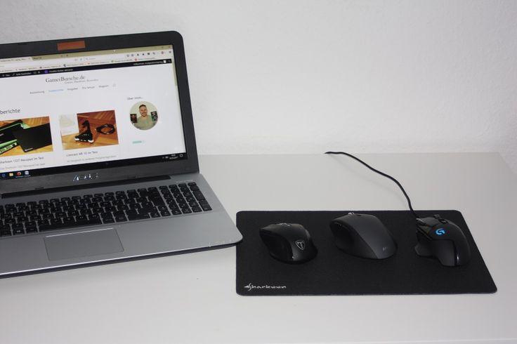 Gaming Maus: Gaming Mäuse im Test