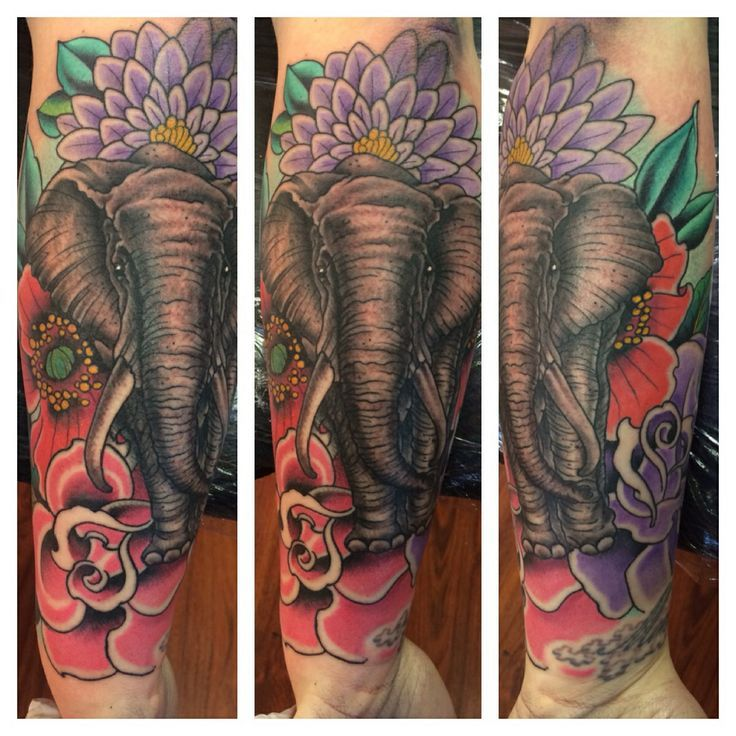 Good Luck Elephant Tattoo: 17 Best Ideas About Luck Tattoo On Pinterest