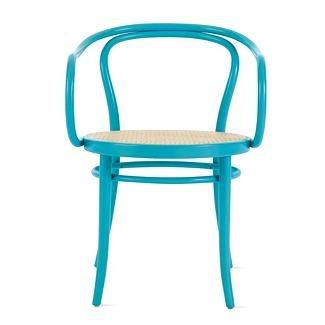 Era Round Armchair with Cane Seat $233.75 Desk Chair